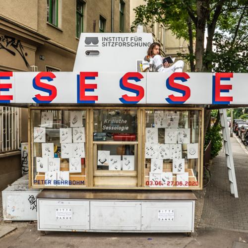 Kiosk hr.Fleischer e.V. Ausstellung Juni 2020 Besessen Peter Behrboom-31