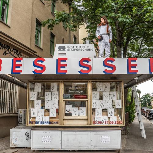 Kiosk hr.Fleischer e.V. Ausstellung Juni 2020 Besessen Peter Behrboom-50